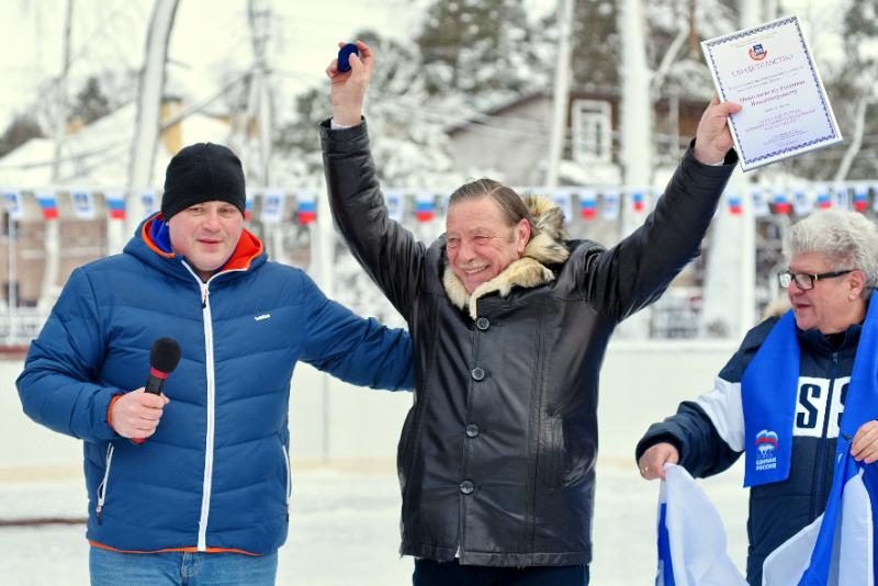 Хоккейный турнир 2019